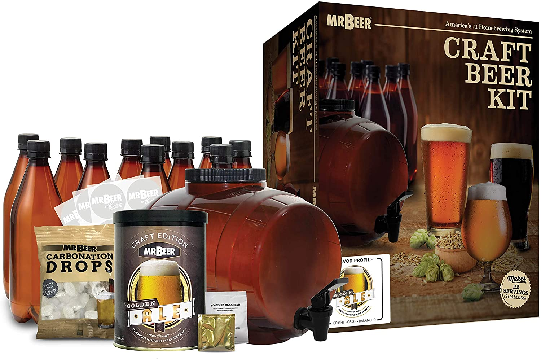 21st-birthday-ideas-beer-kit
