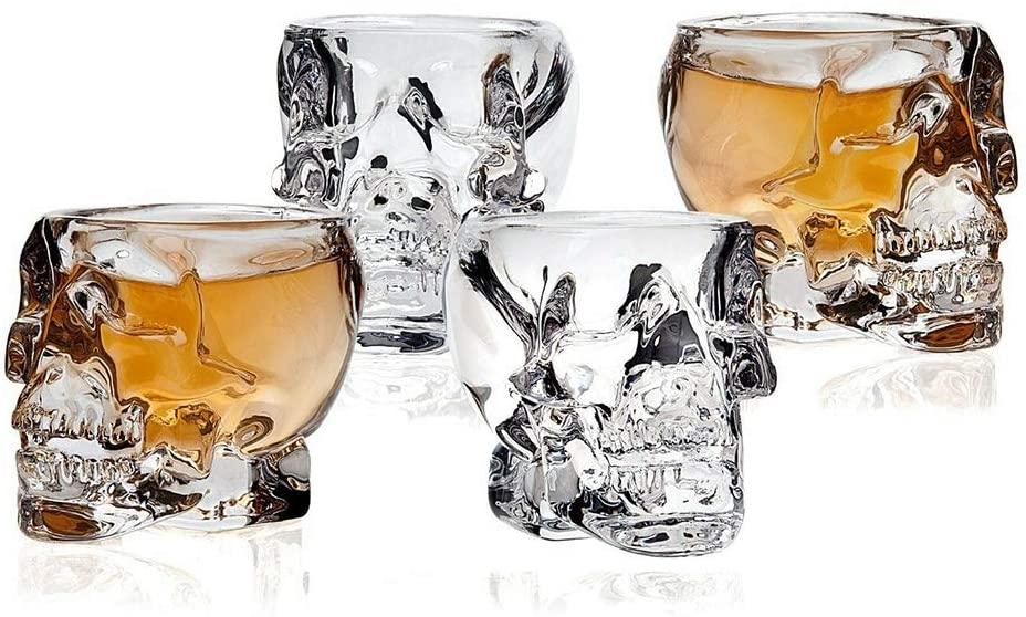best-bourbon-glasses-skulls