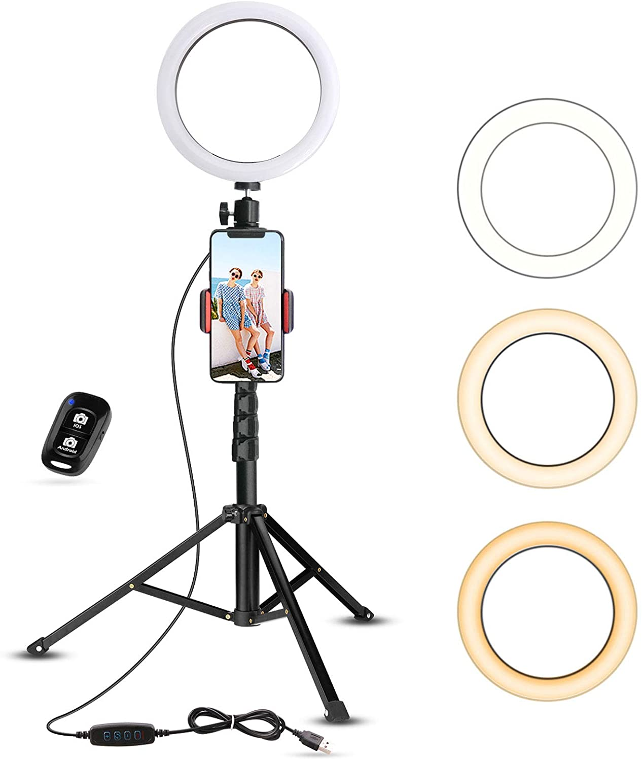gifts-for-college-girls-ring-light