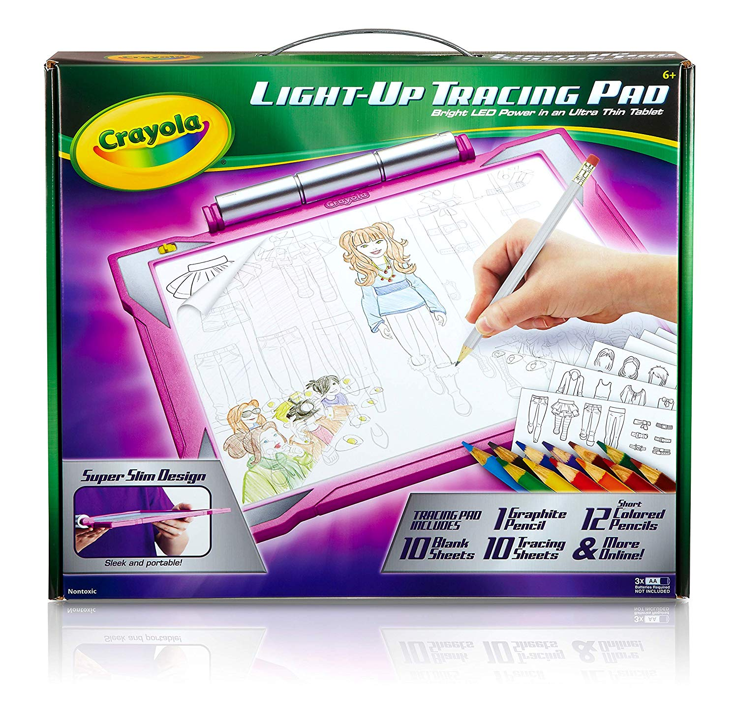 gifts-for-5-year-old-girls-crayola