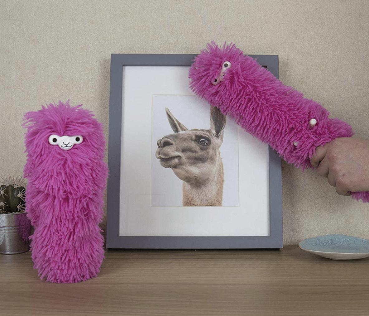 llama-gifts-duster