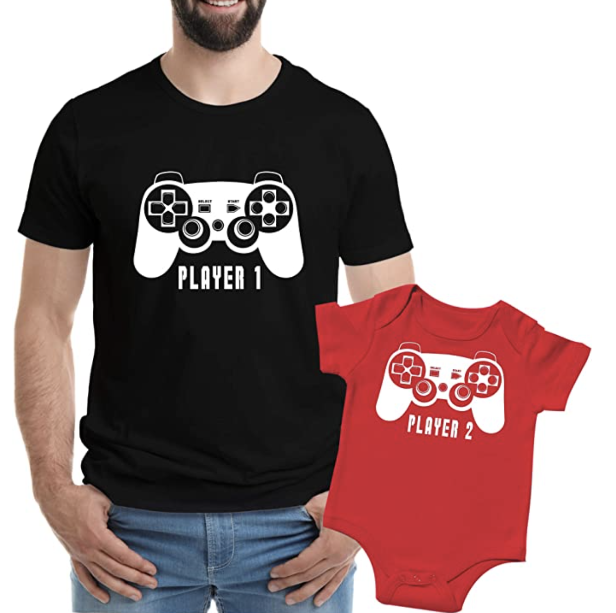 christmas-gifts-for-dad-matching-tees