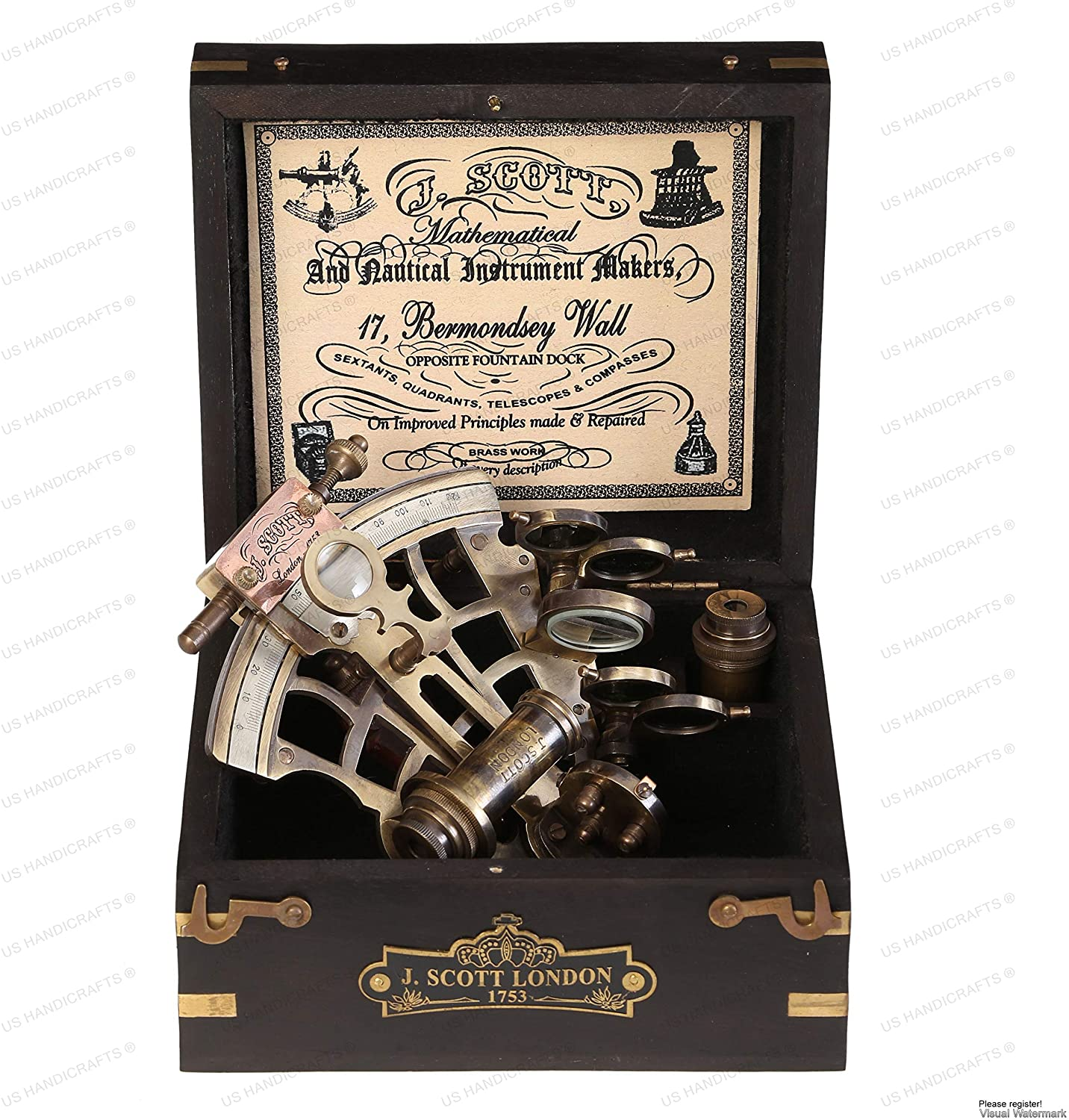 nautical-gifts-sextant