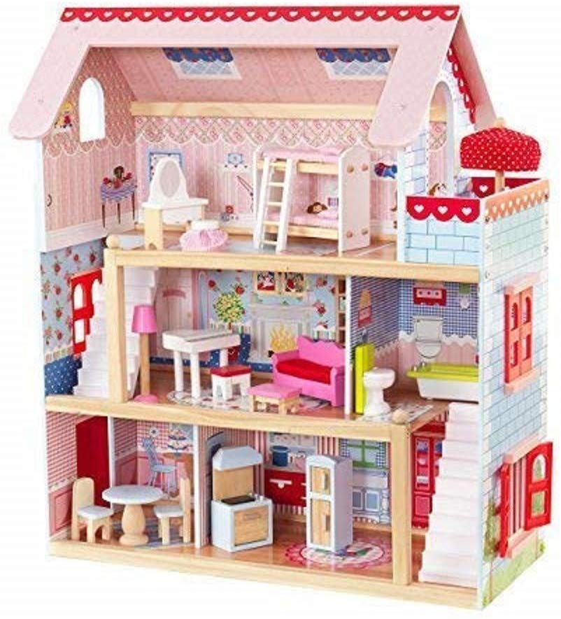 gifts-for-7-year-old-dollhouse