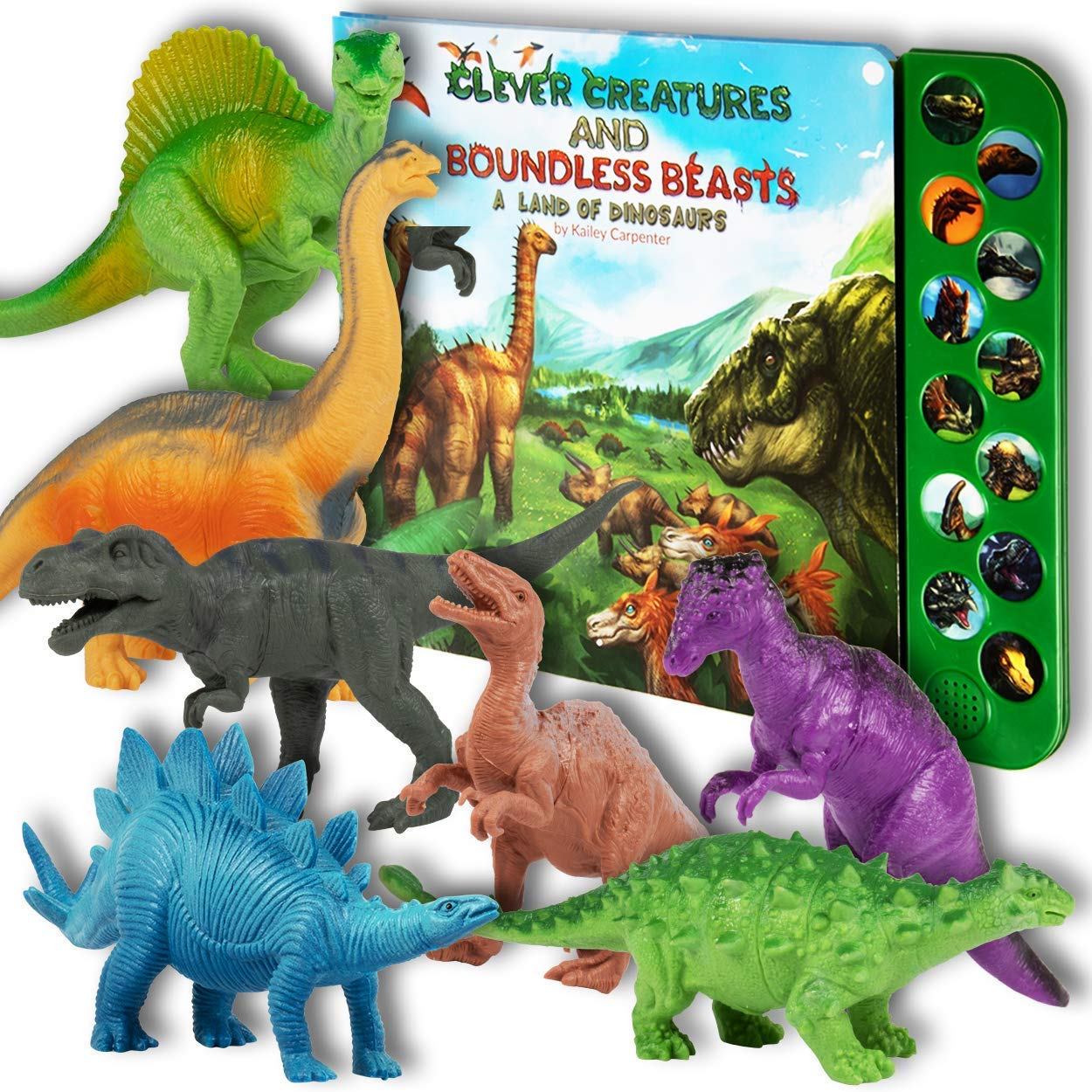 dinosaur-gifts-and-toys-song-book