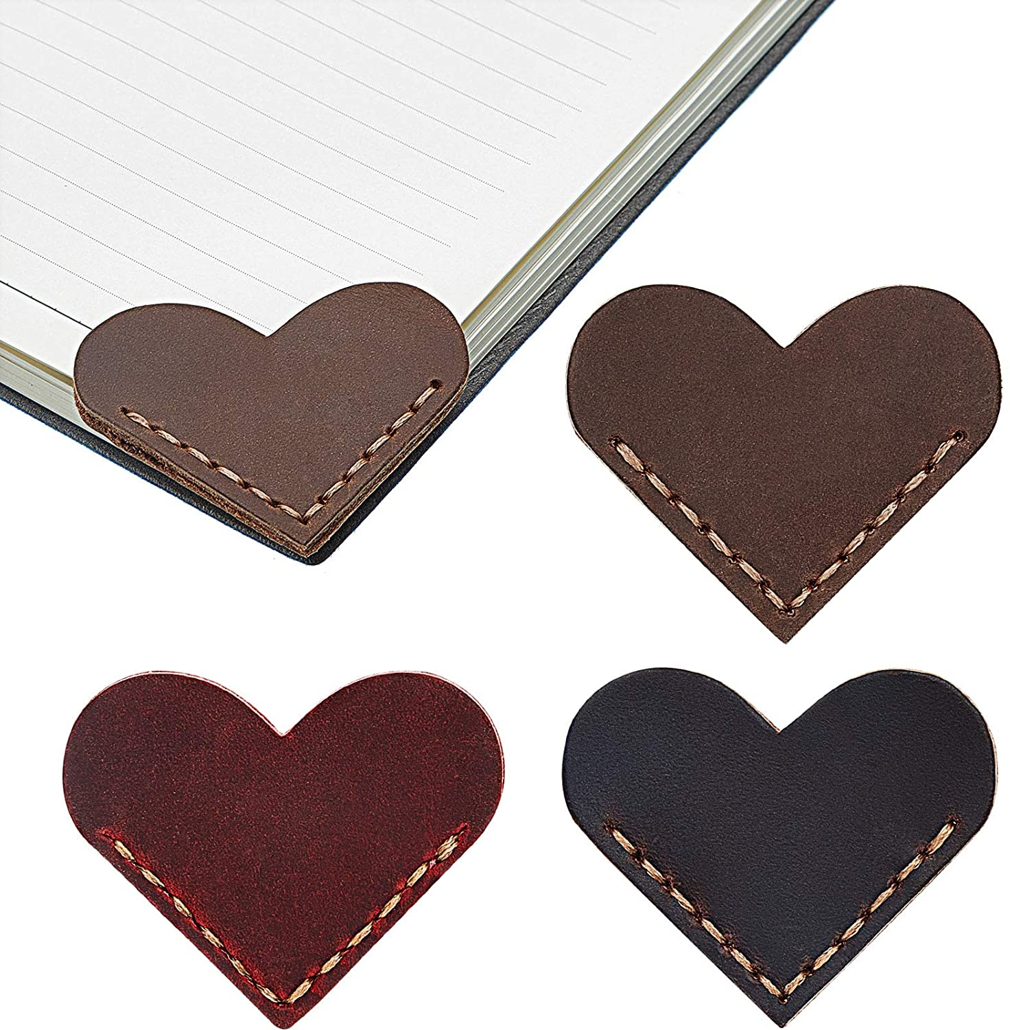 leather-anniversary-gifts-for-her-bookmark