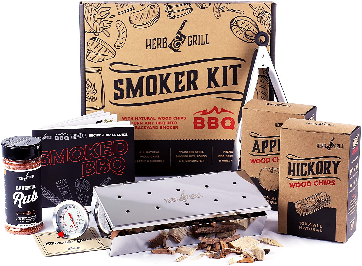 grilling-gifts-smoker-kit