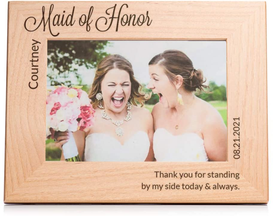 maid-of-honor-gifts-frame