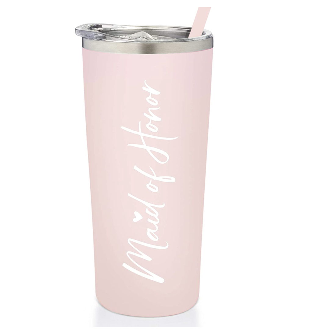 maid-of-honor-gifts-tumbler