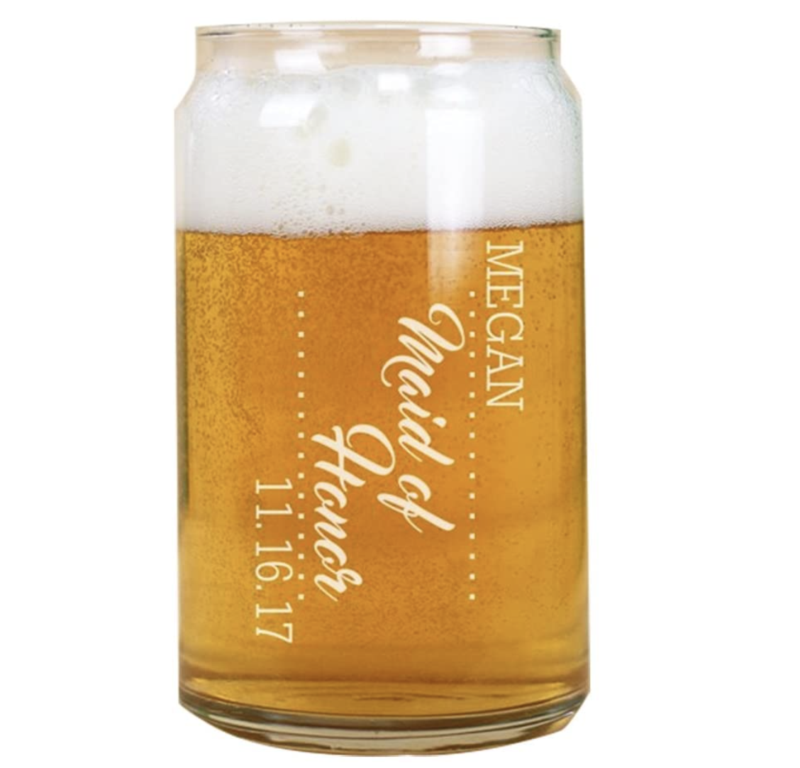 maid-of-honor-gifts-beer-glass