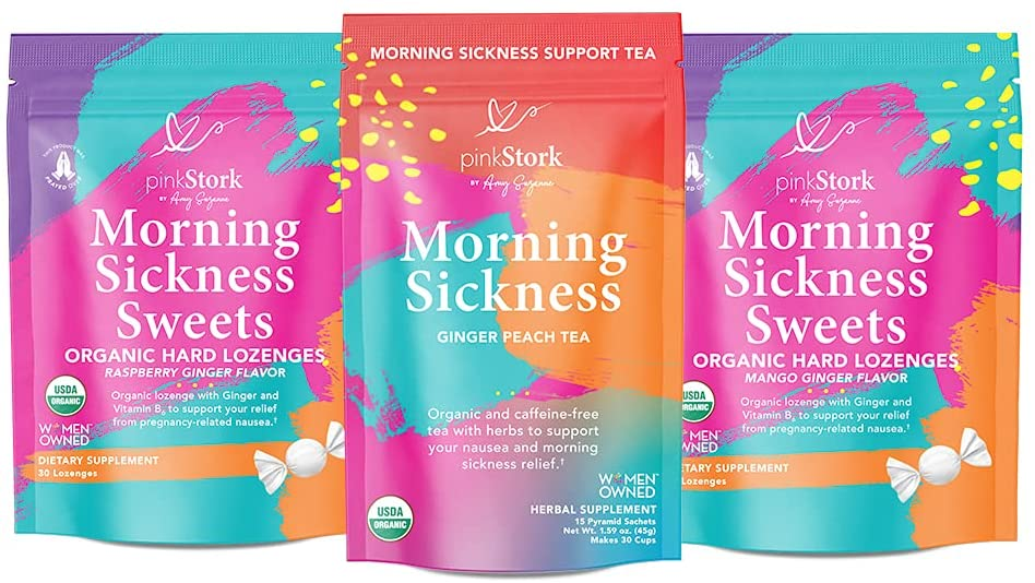 gifts-for-pregnant-women-sickness-sweets