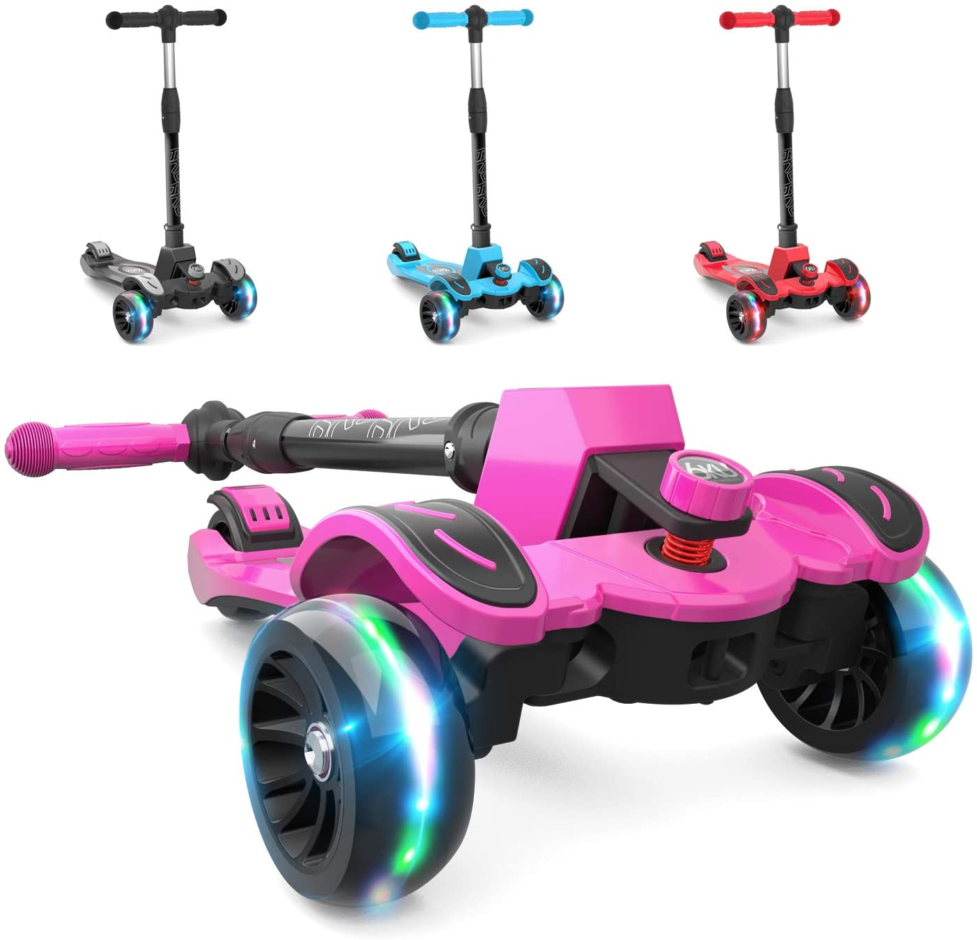 gifts-for-7-year-old-girls-scooter