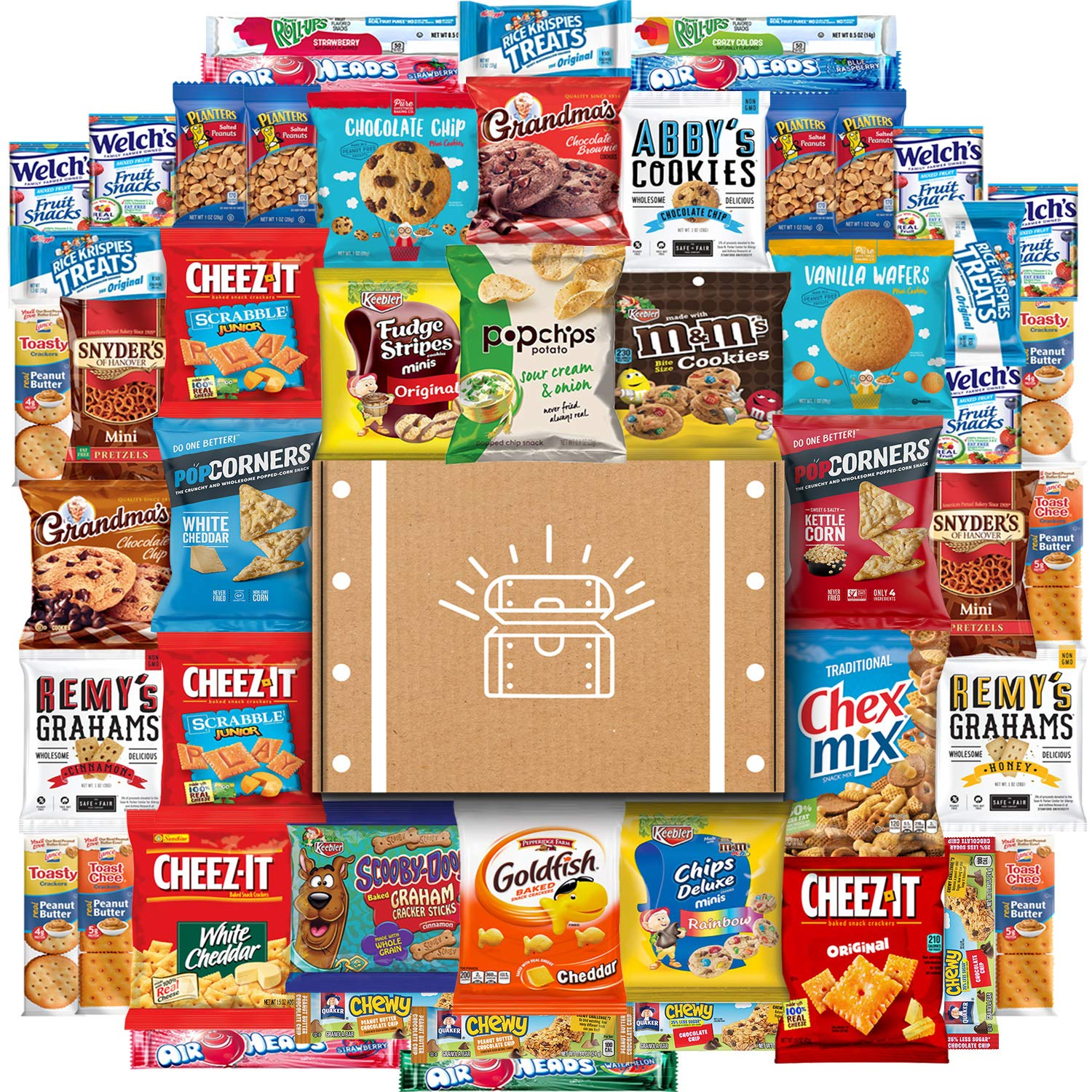 gifts-for-teen-boys-snacks