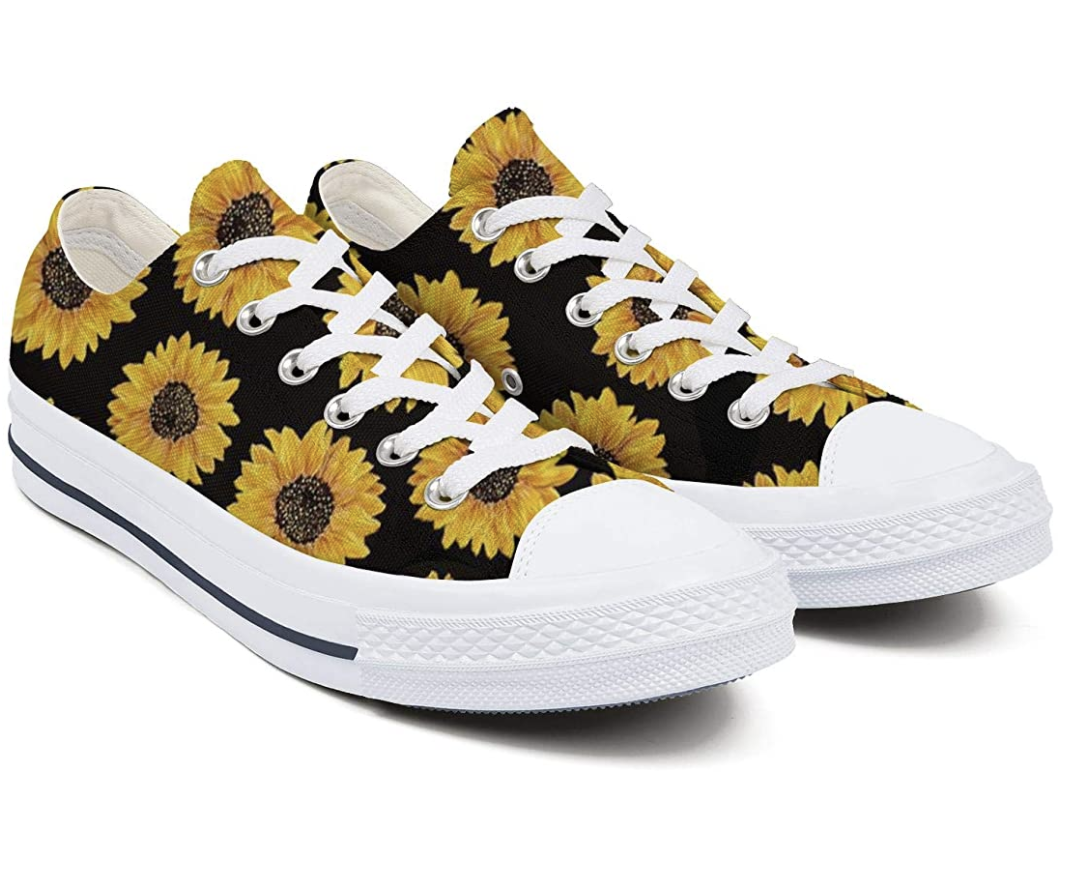 sunflower-gifts-sneakers