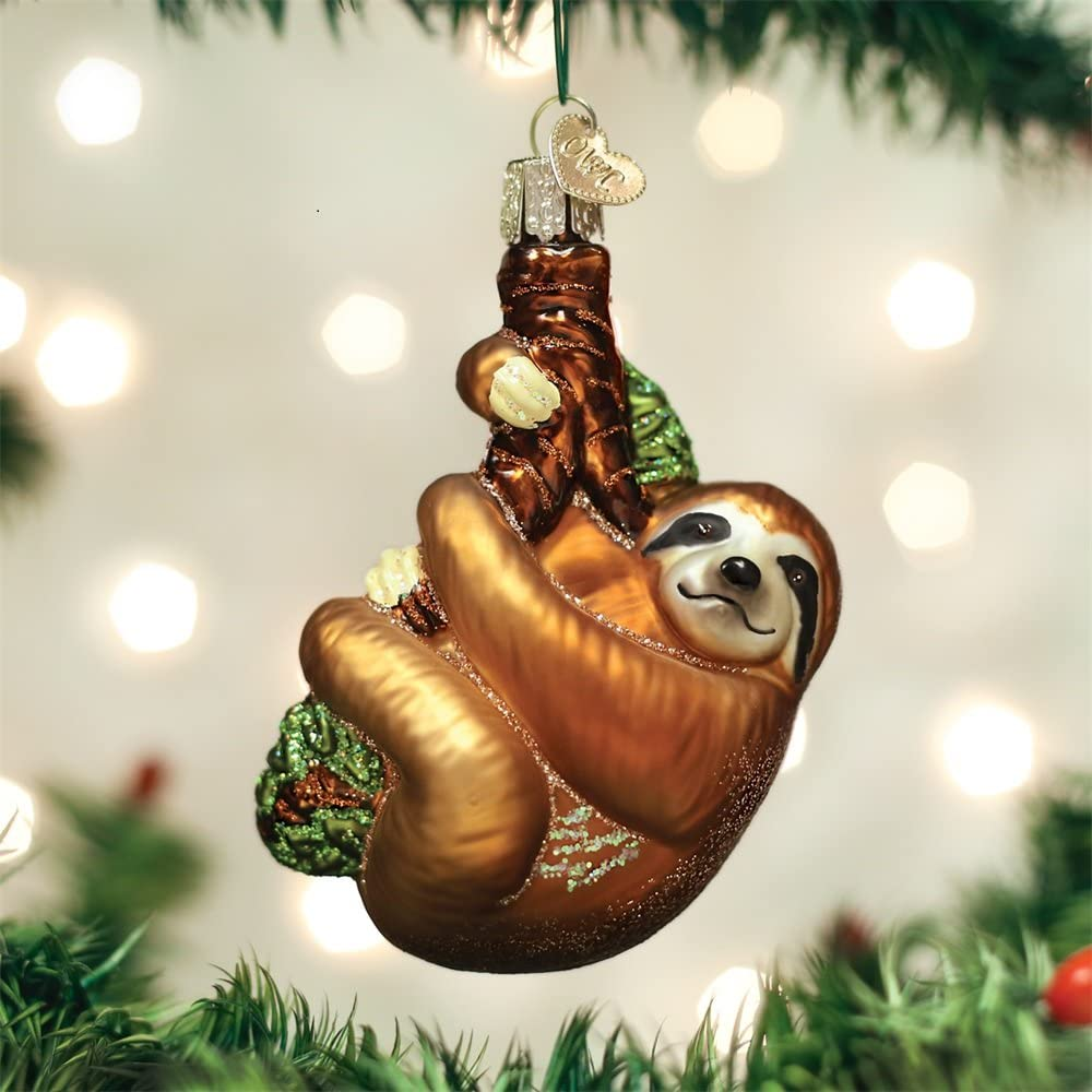 sloth-gifts-ornament