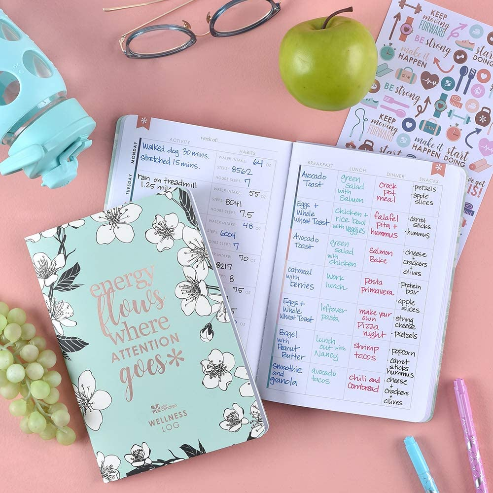 self-care-gifts-wellness-planner