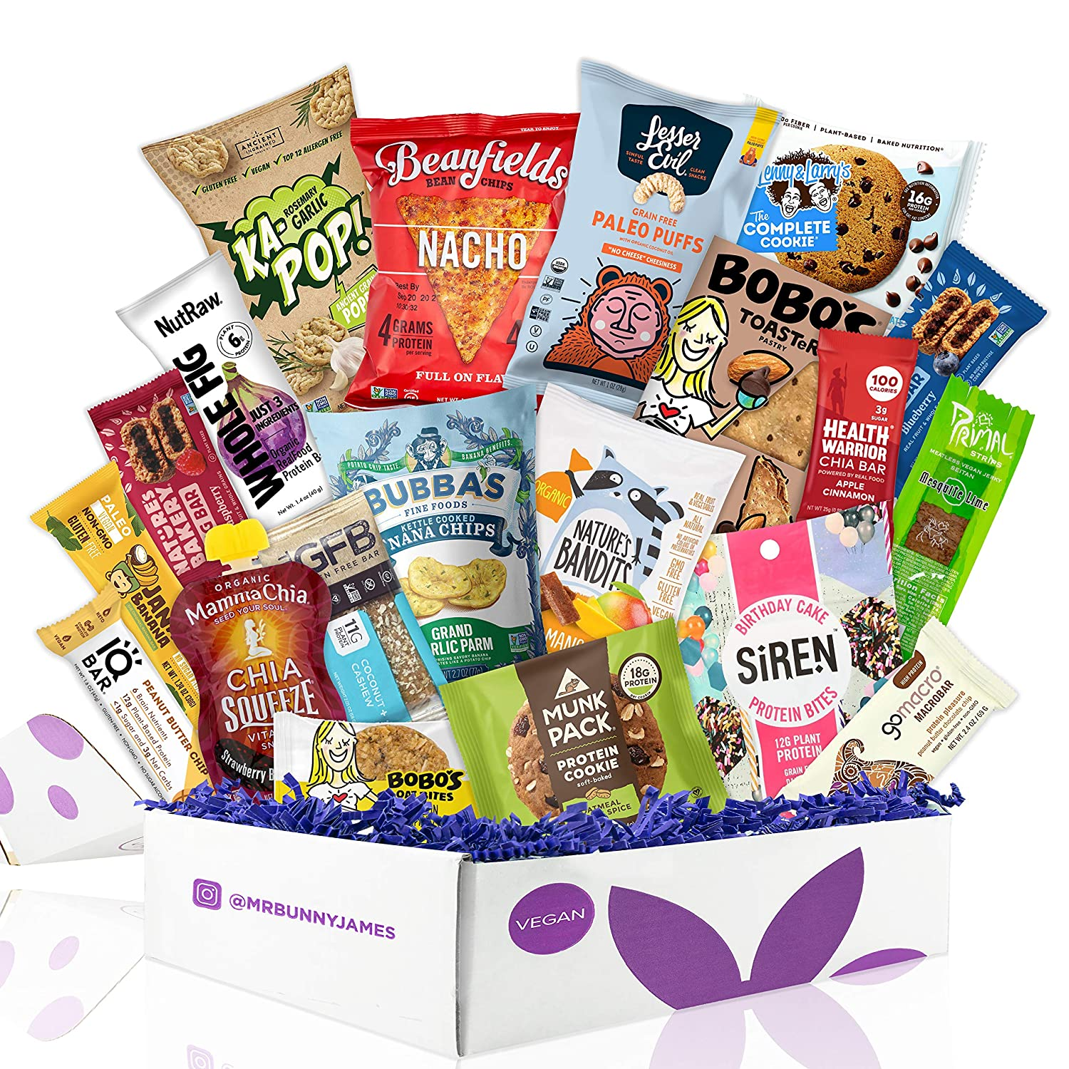 gifts-for-vegans-snacks
