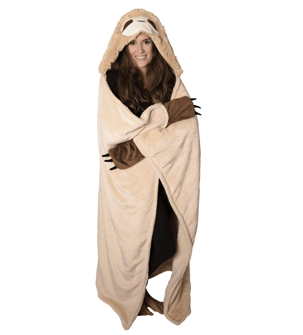 sloth-gifts-blanket