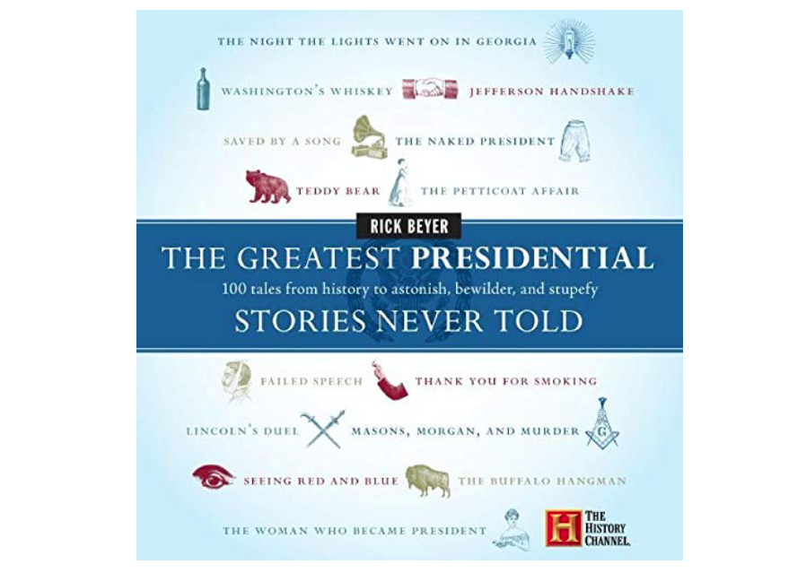 gifts-for-history-buffs-presidential-history-book