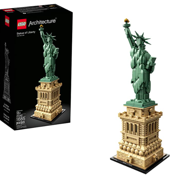 gifts-for-history-buffs-statue-of-liberty-lego
