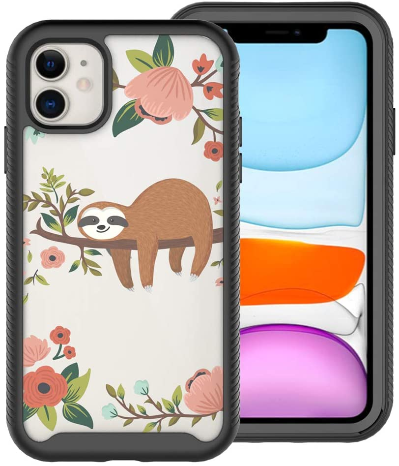 gifts-for-sloth-lovers-phone-case