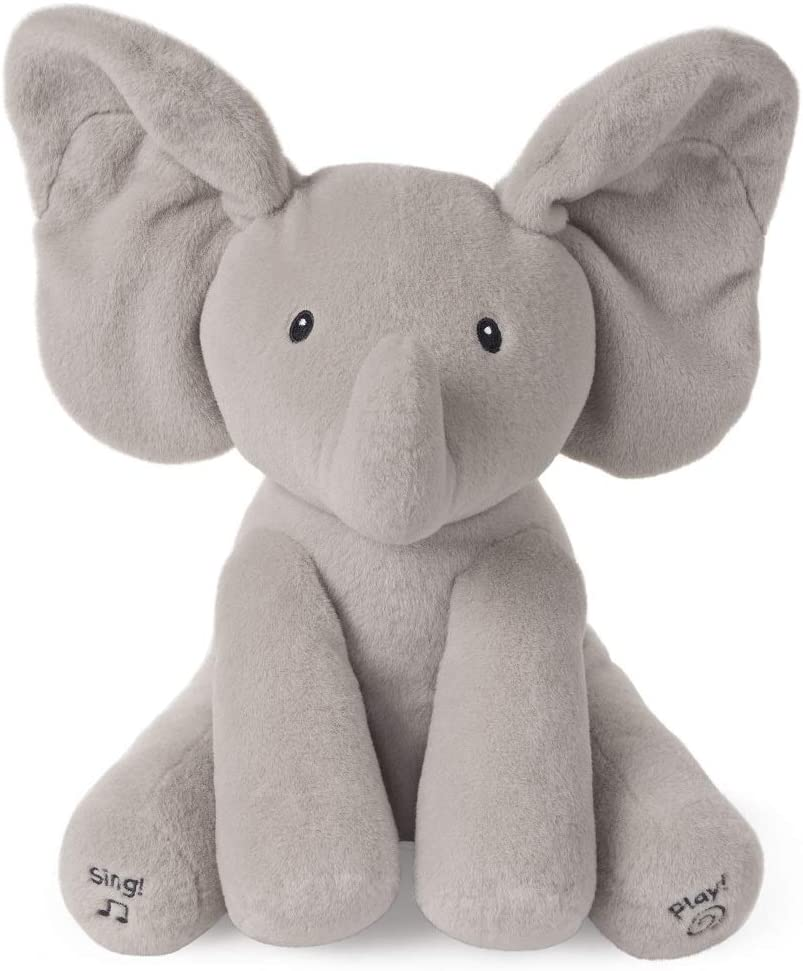 gifts-for-1-year-old-singing-elephant