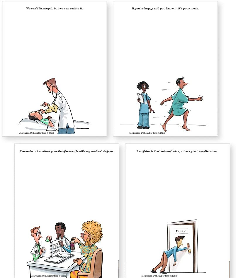 gifts-for-medical-students-notepad