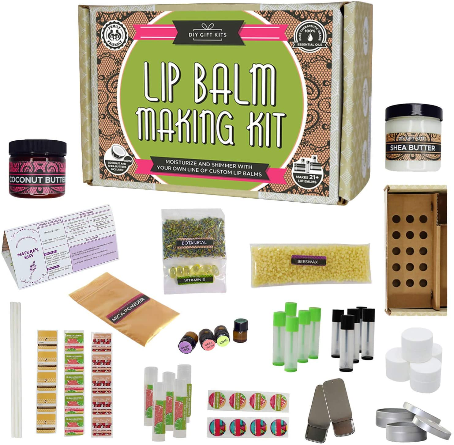 gifts-for-13-year-old-girls-lip-balm-kit