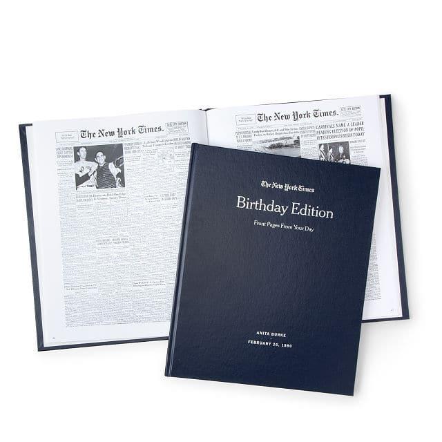 60th-birthday-gift-ideas-custom-birthday-book