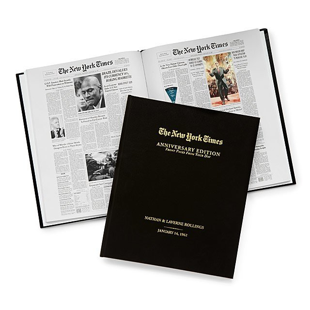 50th-anniversary-gifts-nyt-book
