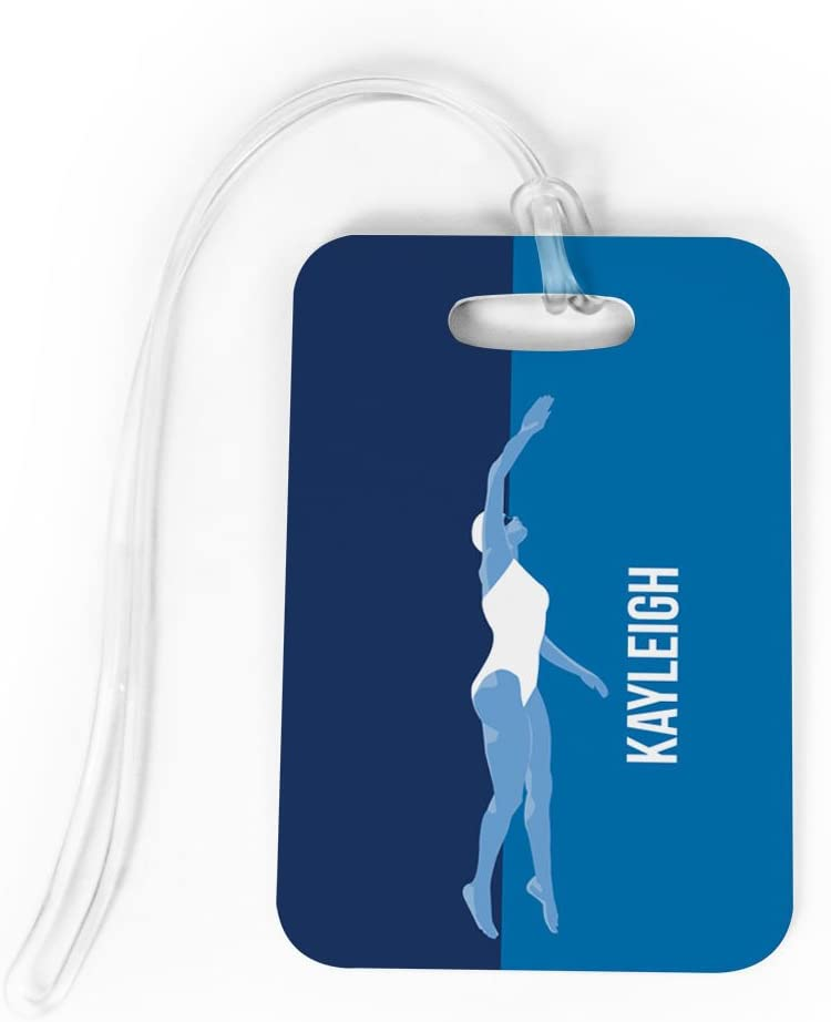 gifts-for-swimmers-luggage-tag