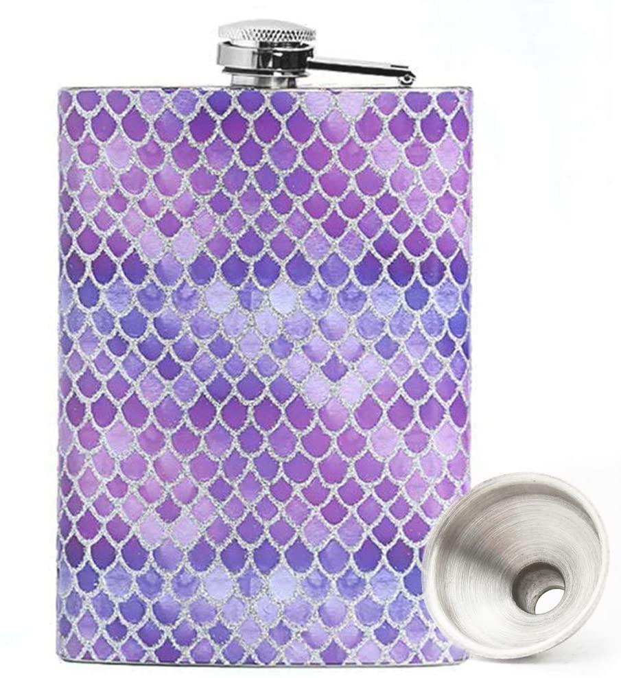 mermaid-gifts-whiskey-flask
