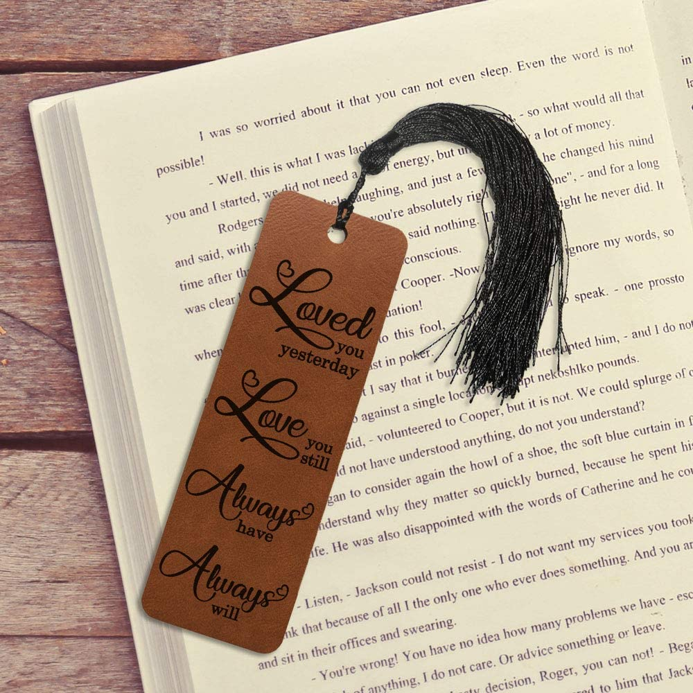 3rd-anniversary-gifts-bookmark