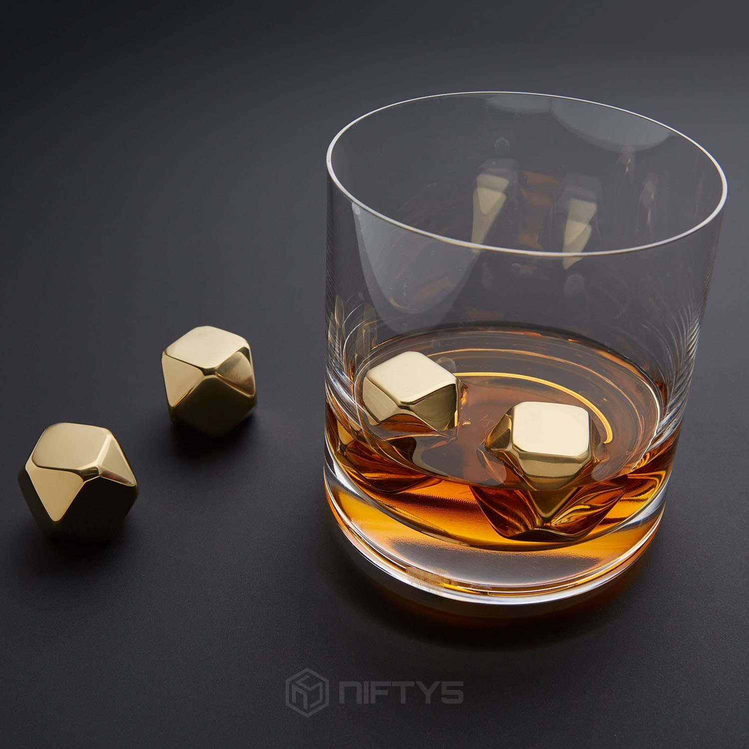 50th-anniversary-gifts-whiskey-stones