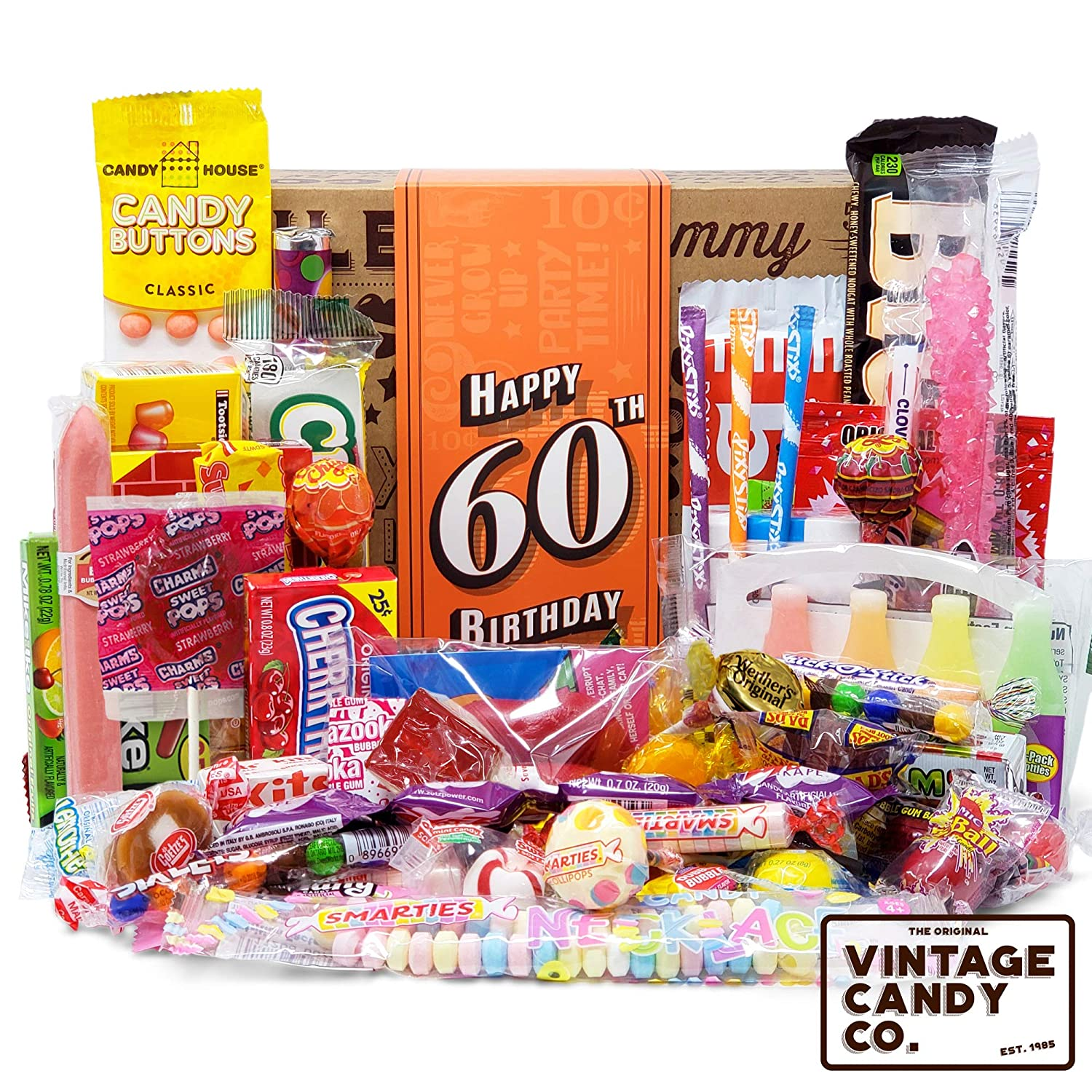 60th-birthday-gift-candy