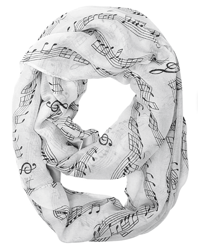 gifts-for-music-teachers-scarf