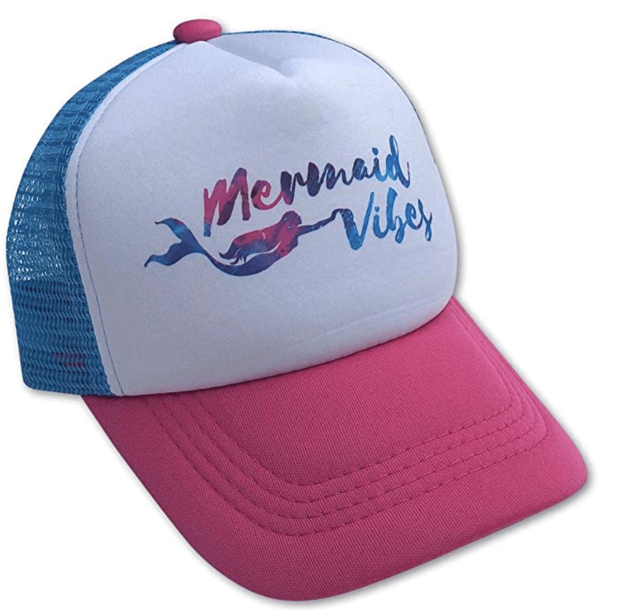 mermaid-gifts-trucker-cap