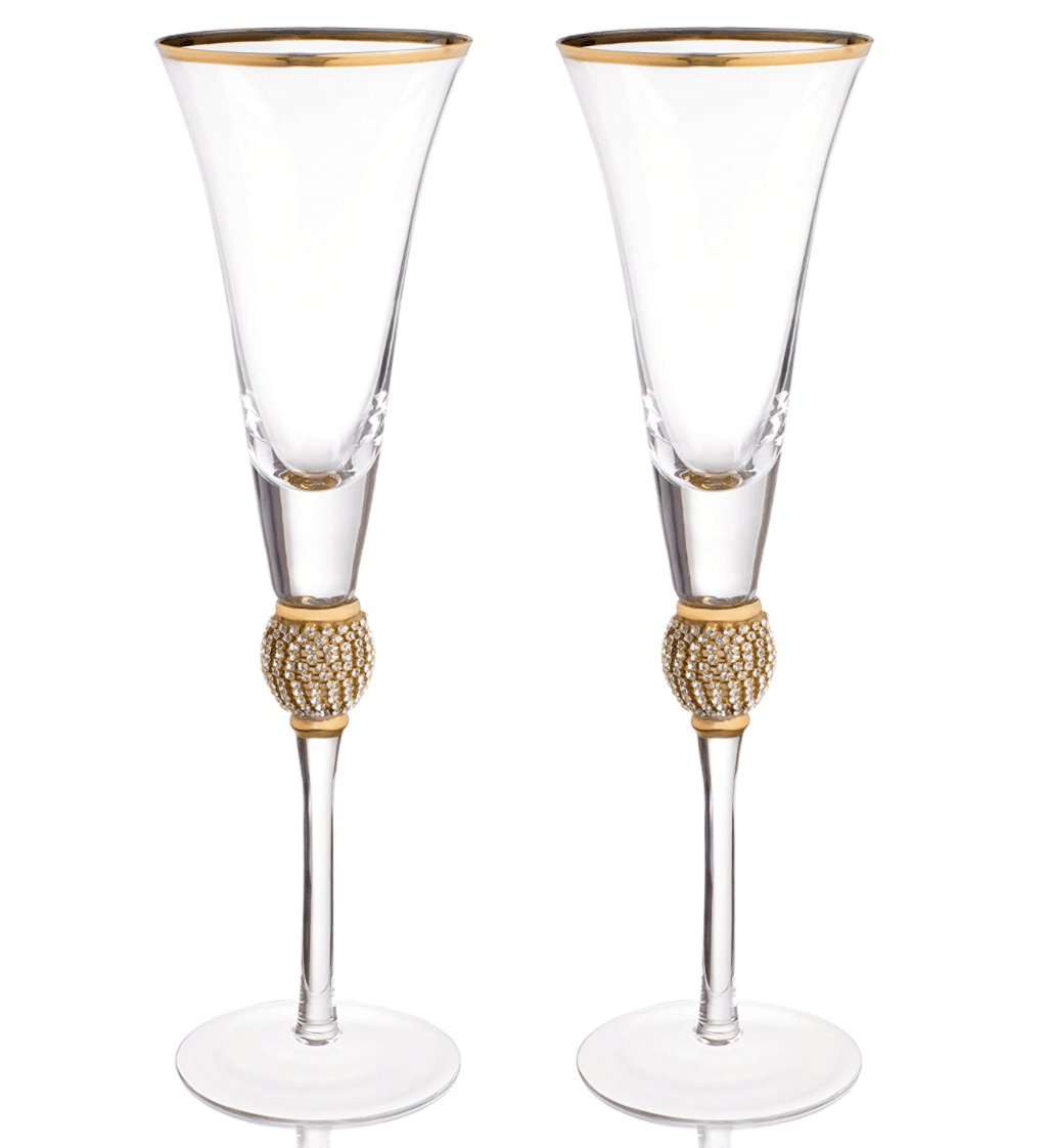 50th-anniversary-gifts-flutes