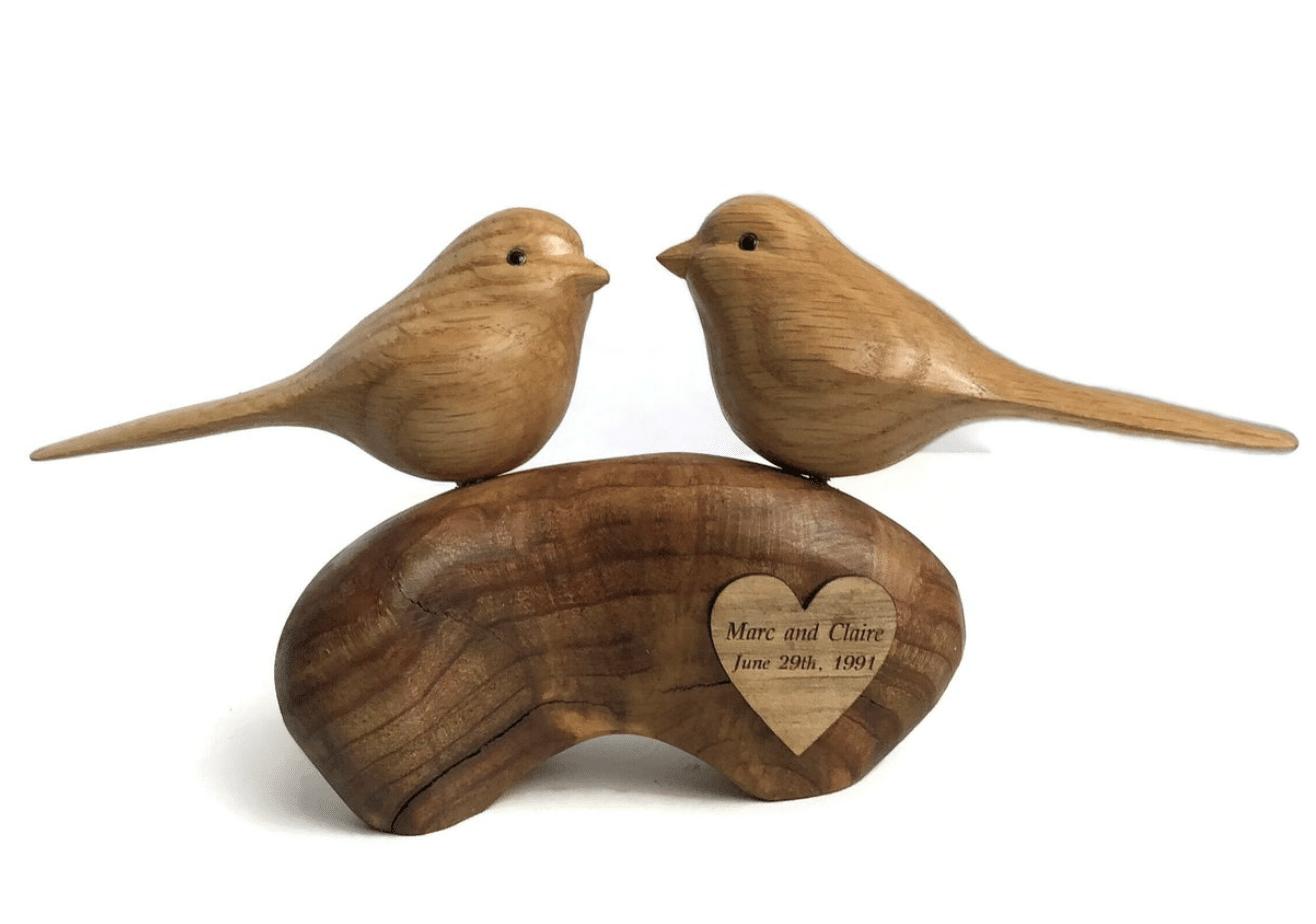 50th-anniversary-gifts-love-bird