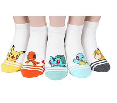 pokeman-gifts-socks
