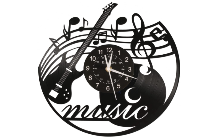 gifts-for-music-lovers-clock