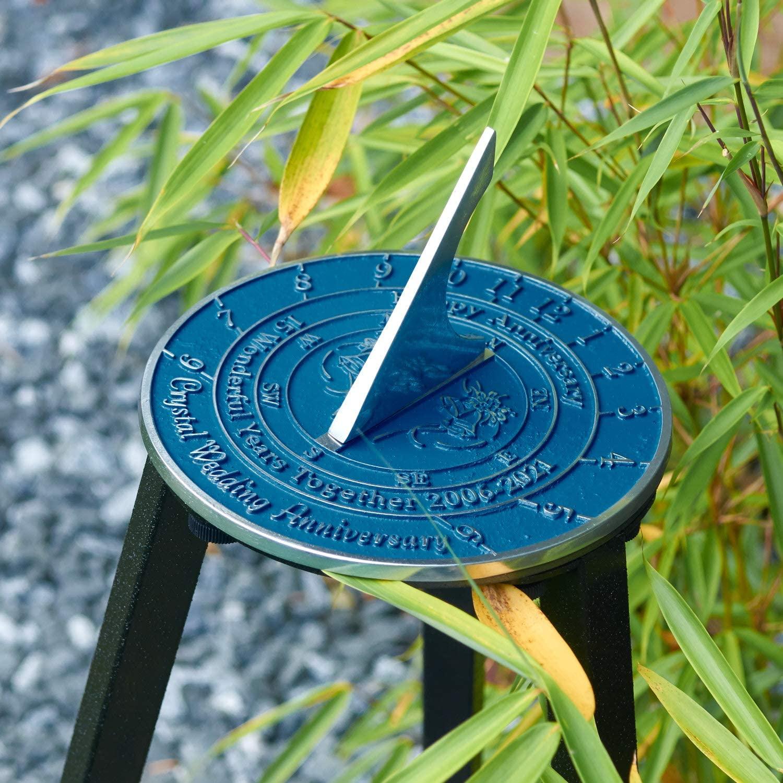 15th-anniversary-gift-sun-dial
