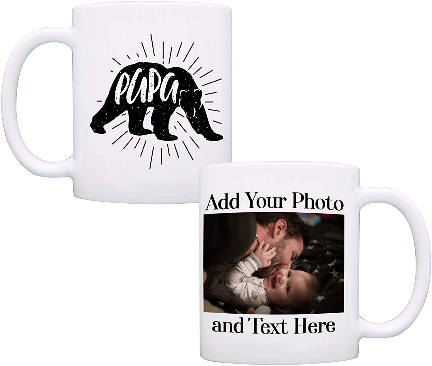 first-fathers-day-gifts-photo-mug