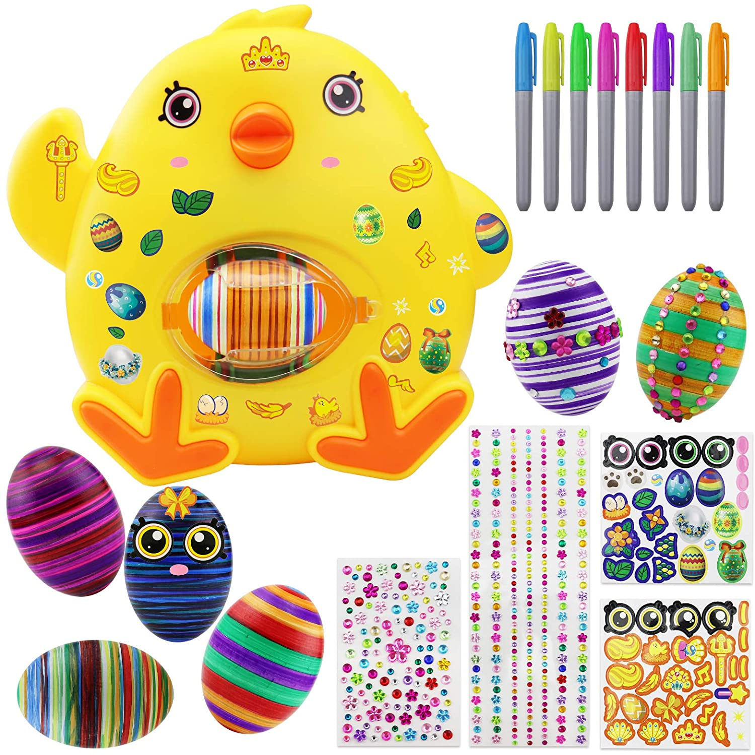 easter-basket-stuffers-decorating