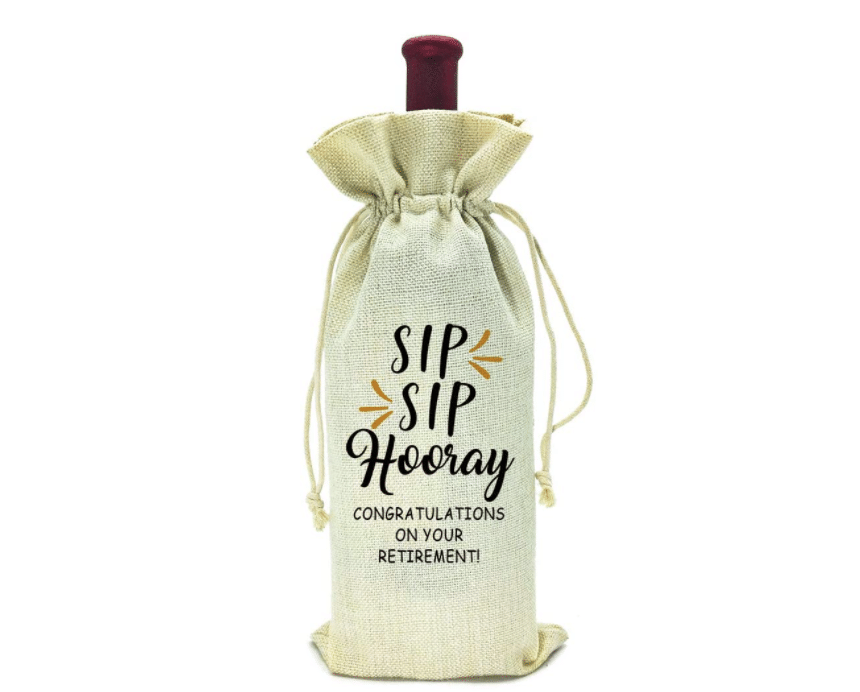 funny-retirement-gifts-wine-bag