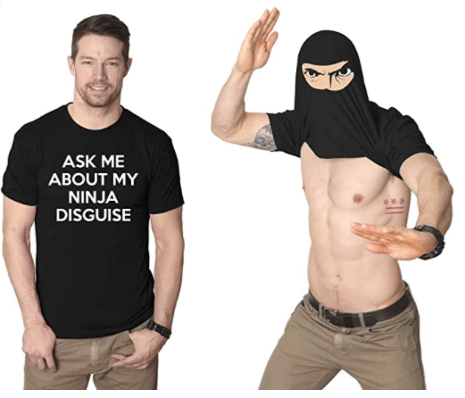 gifts-for-men-ninja-disguise