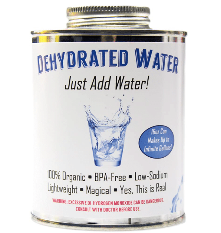 funny-gifts-for-men-dehydrated-water