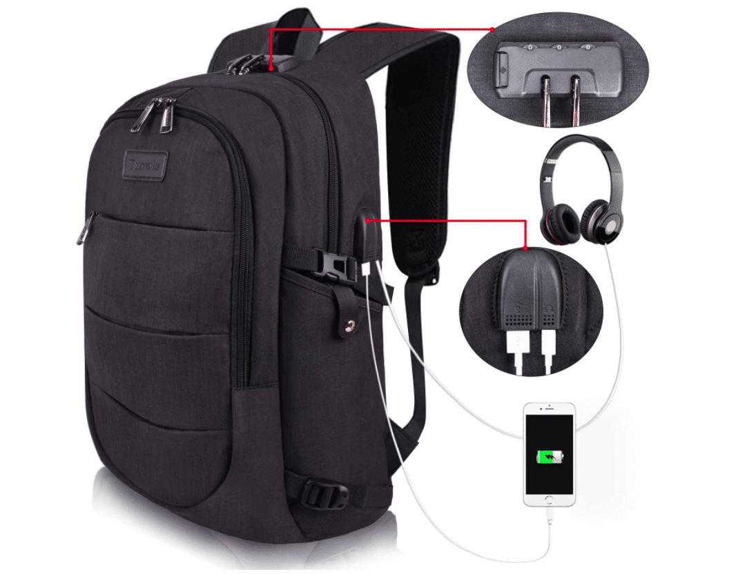 travel-gifts-for-men-anti-theft-backpack