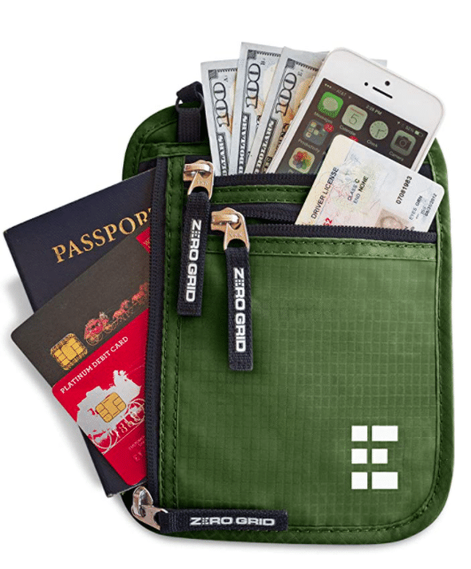 travel-gifts-for-men-neck-wallet