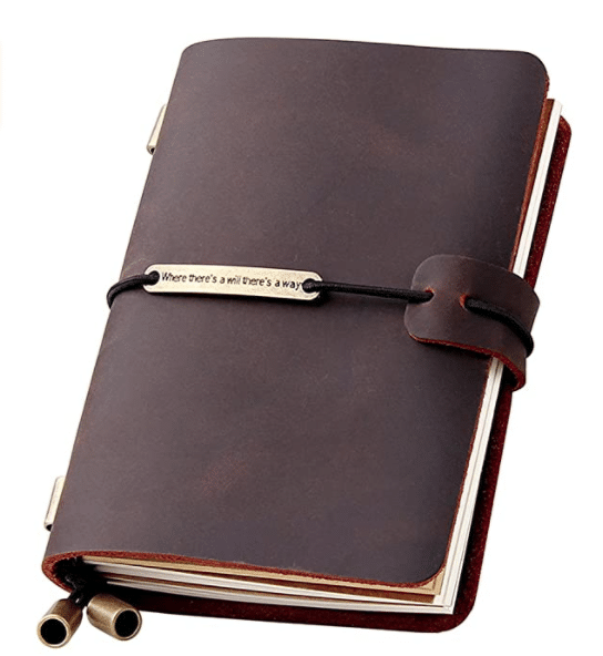 travel-gifts-for-men-travelers-notebook